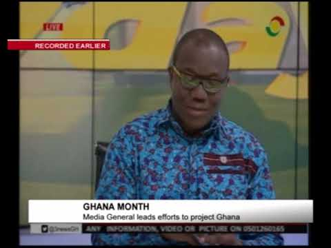 MEDIA GENERAL LEADS GHANA MONTH PROJECT