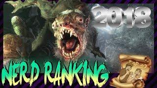 Top 10: Spiele Hoffnungen 2018 [#NerdRanking]