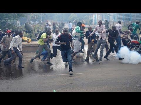 LIVE KENYA: Hali tete yatawala, Polisi na wananchi wapambana vikali baada ya Raila kurejea kenya