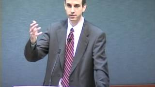 Eric Posner | Political Trials in Domestic & International Law