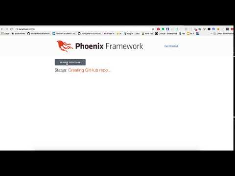 Walk-Through of Phoenix LiveView · Elixir School