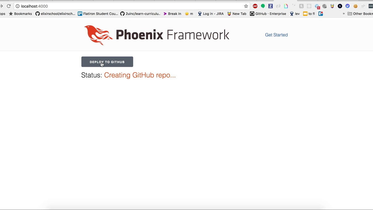 Walk-Through of Phoenix LiveView · Elixir School