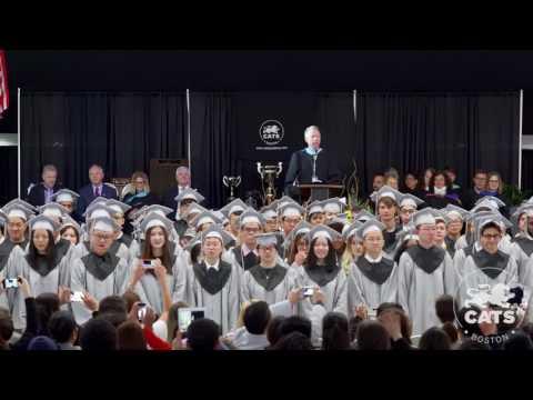 CATS Academy Graduation 2017