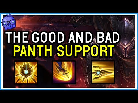 The Highs and Lows of Pantheon Support - League of Legends