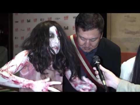 SADAKO 貞子 VS KAYAKO 伽 EXCLUSIVE MIDNIGHT MADNESS PREMIERE  VENGFUL SPIRITS