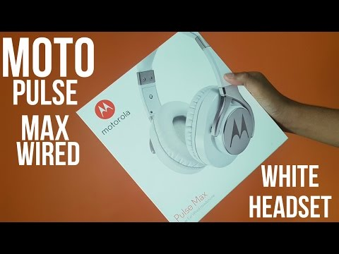 FULL REVIEW OF MOTO PULSE MAX WIRED HEADSET