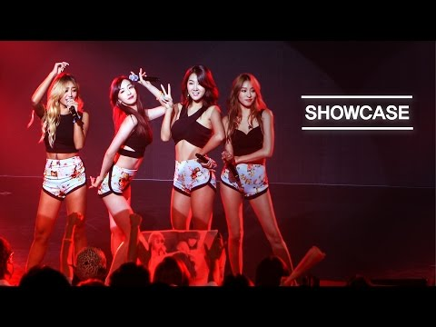 [MelOn Premiere Showcase] SISTAR(씨스타)_Touch My Body(터치 마이 바디) & 2 other songs(외 2곡)[ENG/JPN/CHN SUB]