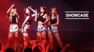 [MelOn Premiere Showcase] SISTAR(씨스타)_Touch My Body(터치 마이 바디) & 2 other songs(외 2곡)[ENG/JPN/CHN SUB]