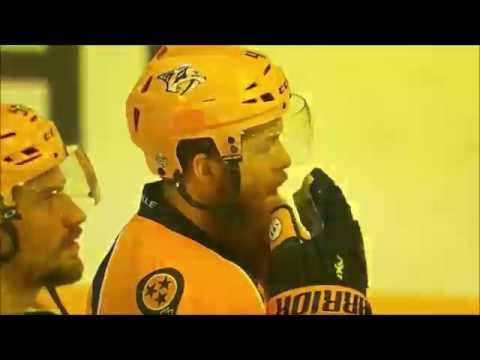 2017 Stanley Cup Finals Game 3 Intro/Anthems Penguins vs Predators (CBC)