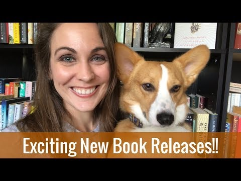 Anticipated New Book Releases   September   2017   Kendra Winchester