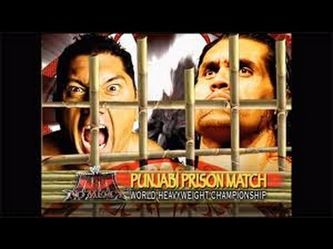Batista vs The Great Khali l No Mercy 2007...
