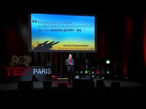 TEDxParis 2011 : Bernard Werber - L'arbre des possibles