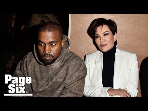 Kanye West 'demanded' that SNL cancel joke about Kris Jenner tweet: report | Page Six