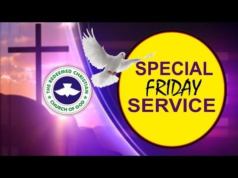 RCCG Dubai SPECIAL FRIDAY SERVICE 2017