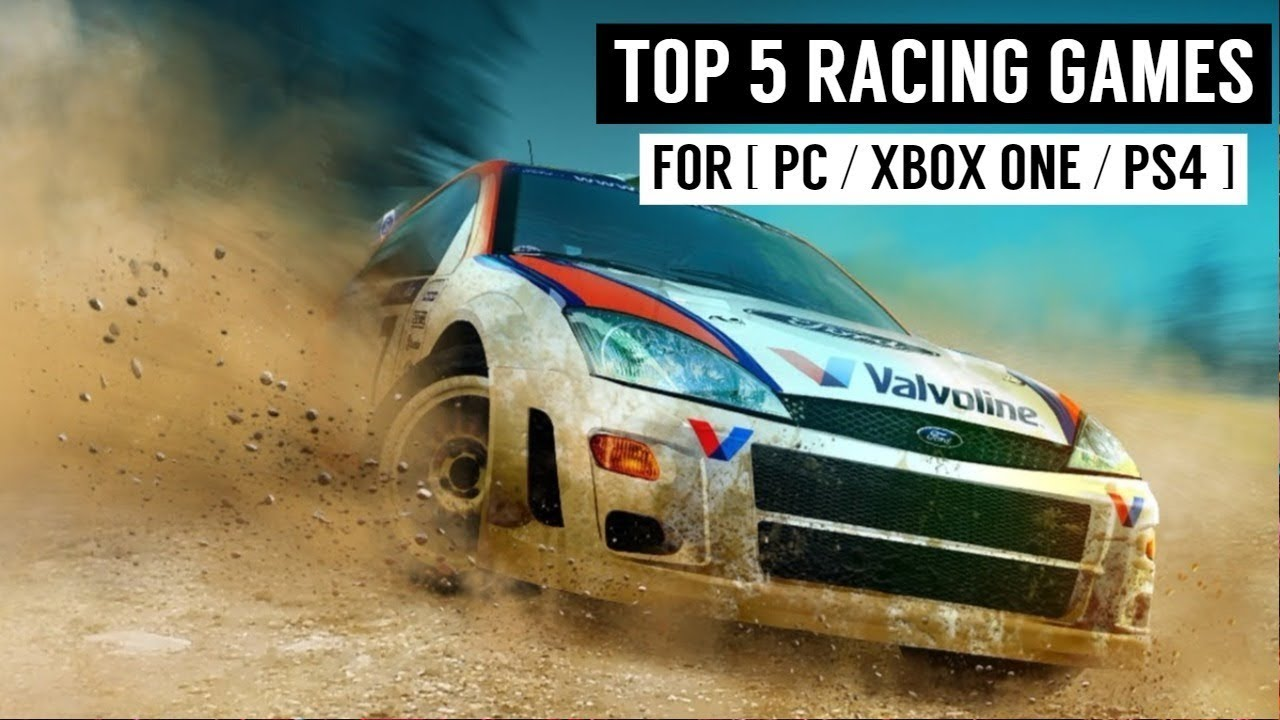 top 5 racing games for pc xbox one ps4 in 2017 2018 youtube. Black Bedroom Furniture Sets. Home Design Ideas