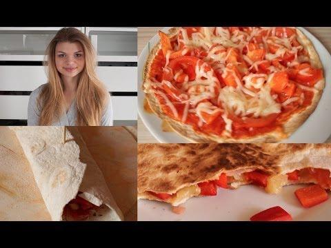 3 Tortilla Rezepte | Schnell, Gesund & Lecker
