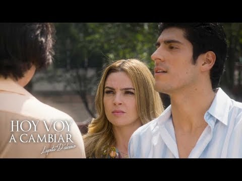 Hoy voy a cambiar | Jorge Vargas ve a Lupita D'Alessio con su nuevo amor