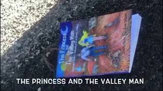 Mr. Tarantula reads chapter 8 from The Princess and The Valley Man.