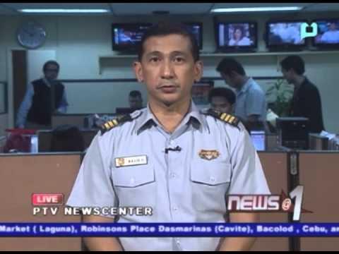 Panayam kay Cmdr. Armand Balilo, PCG - kaugnay sa ginagawang salvage operations ng USS Guardian