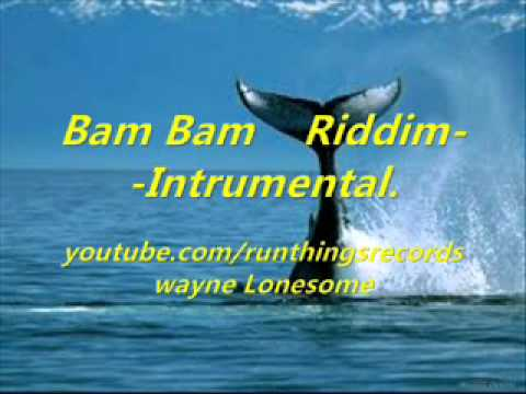 Bam Bam Riddim Instrumental