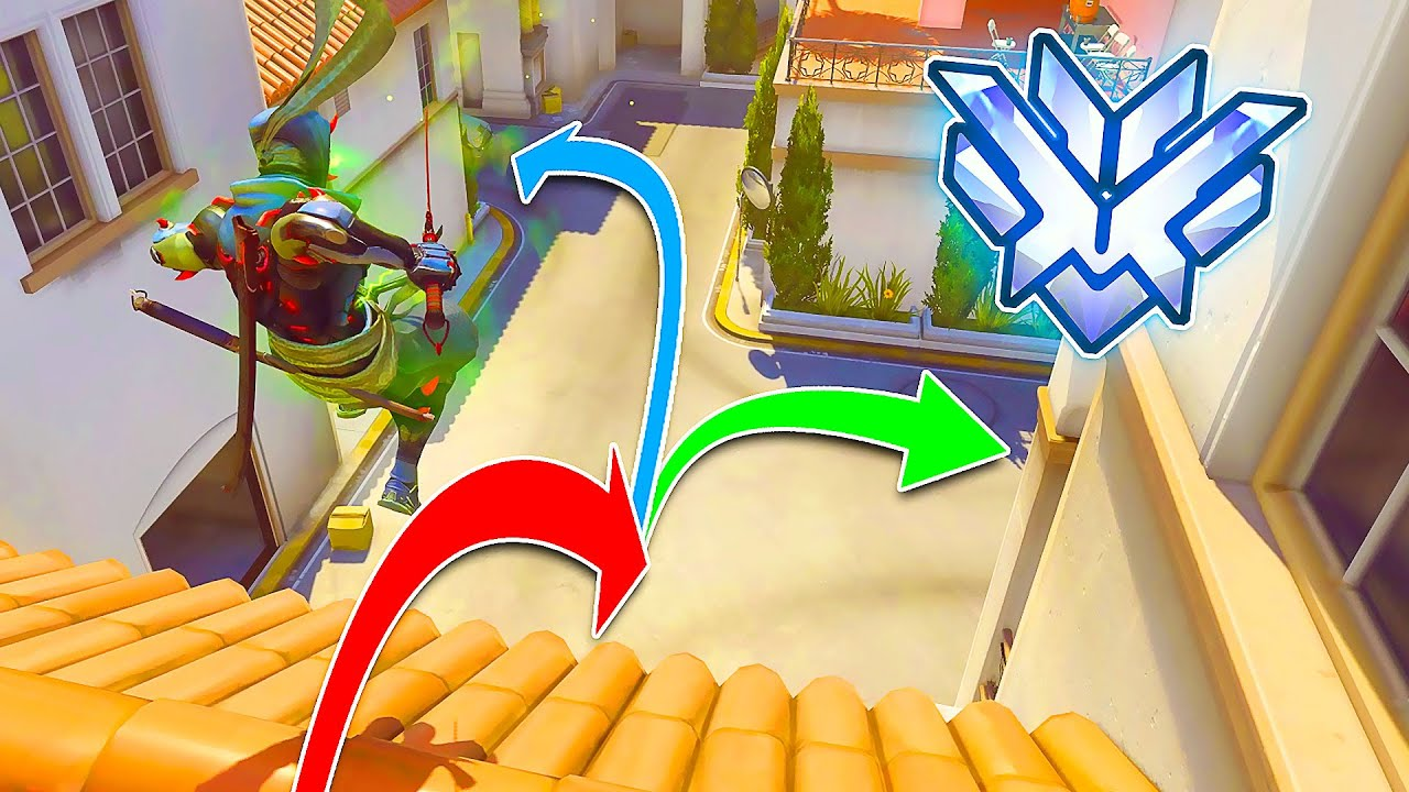 Download OP Strategies EVERY Player NEEDS to KNOW! - Overwatch