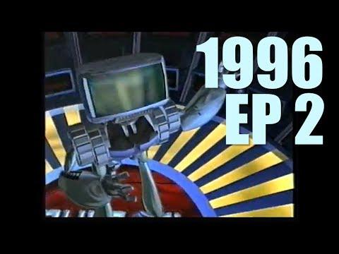 Cybernet 1996 - EP 2 - International Track & Field / Warhammer / Safecracker