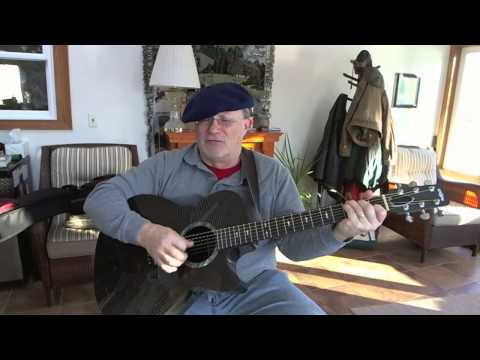 1043 - Everybody Knows - Leonard Cohen cover with chords and lyrics