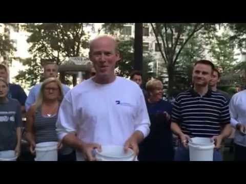 Long Wharf Real Estate Partners: ALS Ice Bucket Challenge