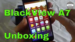 BlackView A7 : Smartphone 1er prix a partir de 40€