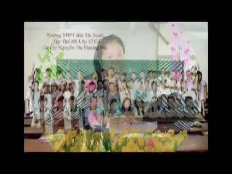 """Lớp 12C4 THPT Bùi Thị Xuân 2012 """"We Are Friend Forever"""""""