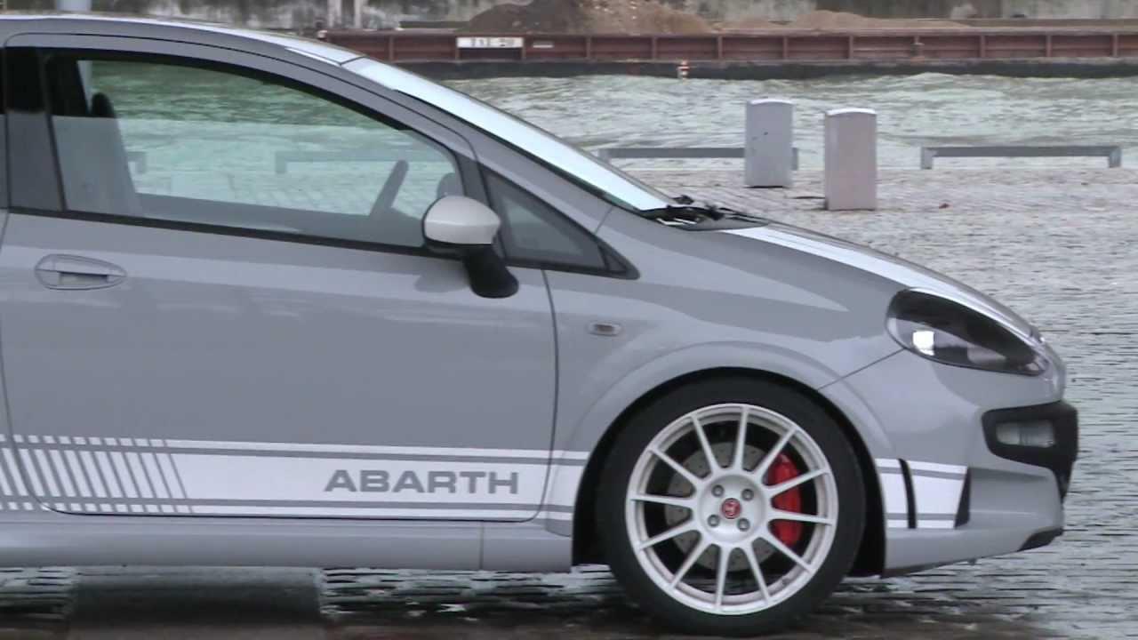 Essai Fiat Punto Evo Abarth 1 4l Multiair Turbo Esseesse