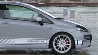 Essai Fiat Punto Evo Abarth 1,4L MultiAir Turbo EsseEsse 180ch