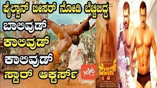 ಪೈಲ್ವಾನ್ ಟೀಸರ್ | Outstanding Reaction For Pailwan Teaser | Kiccha Sudeep | YOYO Kannada News