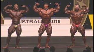 2018 Arnold Classic Australia Full Recap