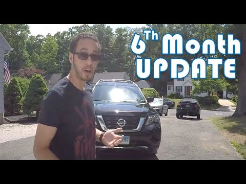2018 Nissan Pathfinder 6 Month Review