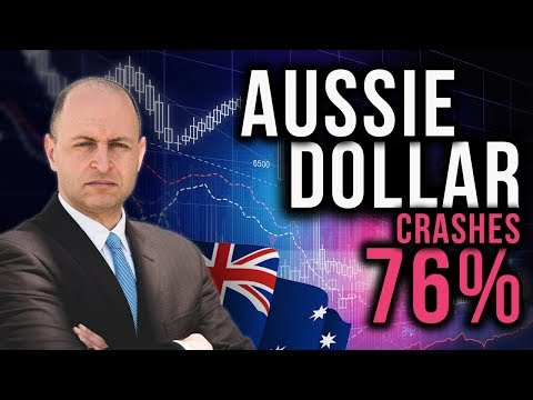 John Adams: Aussie Dollar Crashes 76% - Buy GOLD!