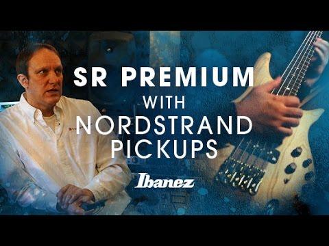 Ibanez SR PREMIUM and NORDSTRAND Pickups with Carey Nordstrand