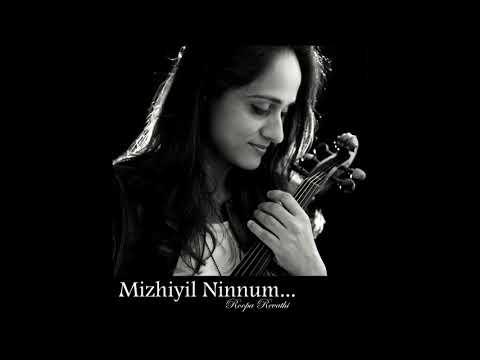 Mizhiyil Ninnum   Mayaanadhi   Violin   Theme   Roopa Revathi   Rex Vijayan   Shahabaz Aman