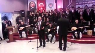 Ozan TOKSOY - ETİMESGUT HALK KONSERİ.