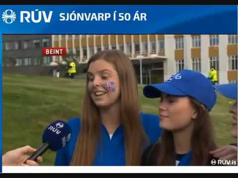 Live Iceland TV Post UEFA Euro 2016 England 1 Iceland 2