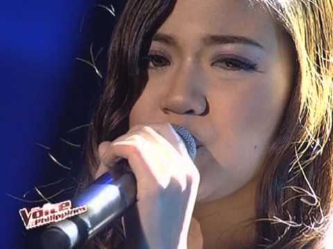 "THE VOICE Philippines : Morissette Amon ""WHO YOU ARE"" Live Performance"
