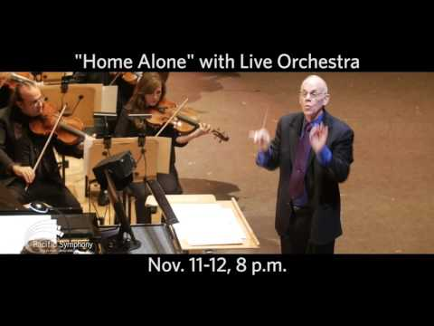 Home Alone the Movie in Concert