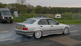 accelerations burnouts launch control after spring event 2015
