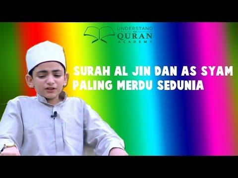 Surah Al Jin dan As Syam Paling Merdu Sedunia