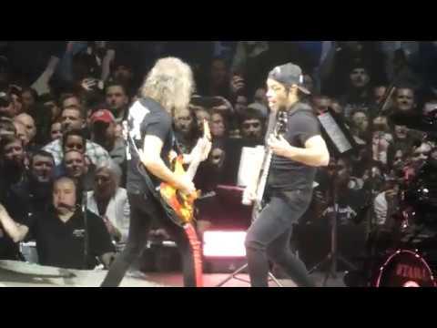 Metallica - You're Looking At Country (Loretta Lynn Jam) Jan 24 2019 Nashville