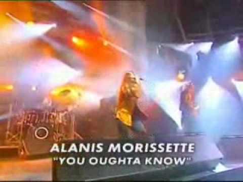 Alanis Morissette You Oughta Know Tradução Youtube