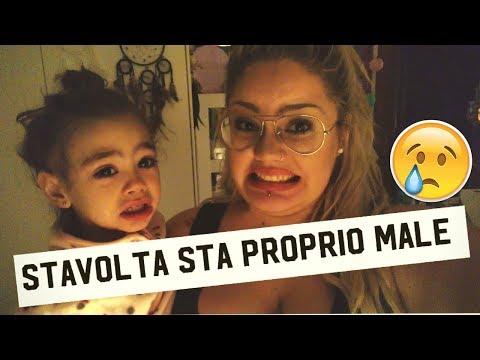STAVOLTA STA PROPRIO MALE vlog