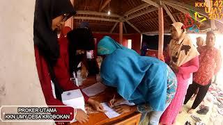 Gambar cover KKN 142 Universitas Muhammadiyah Yogyakarta. Krobokan, Boyolali #DIARYKKN142 - KKN day 18
