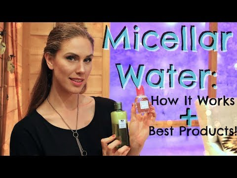 Washing Your Face WITHOUT A Sink?! What Is Micellar Water + Does It Work?