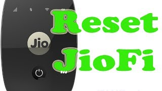 jioFi-रिसेट कैसे करे how to reset jiofi wifi modem in Hindi | Jio-fi wifi dongle ko reset kaise kare